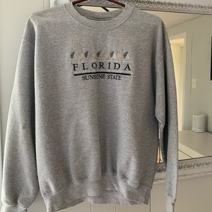Sweaters - Florida crewneck
